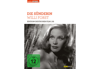 Die Sünderin (Edition Deutscher Film) - (DVD)