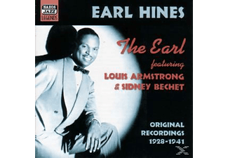Earl/armstrong/bechet Hines - The Earl - (CD)