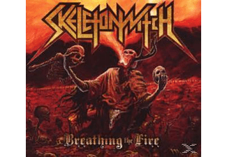Skeletonwitch - Breathing The Fire - (CD)