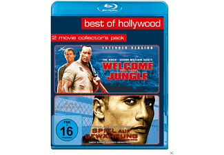 Welcome To The Jungle / Spiel Auf Bewährung (Best Of Hollywood) - (Blu-ray)