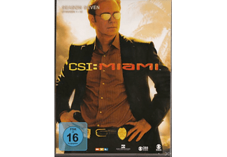 CSI: Miami - Staffel 7.1 [DVD]