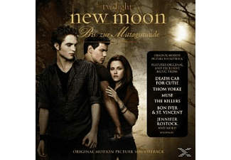 Various - New Moon - Bis(S) Zum Morgengrauen - Twilight Saga (Ost) [DVD]