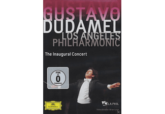 Los Angeles Philharmonic Orchestra - The Inaugural Concert - (DVD)