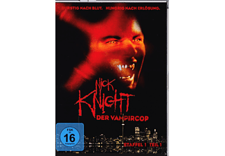NICK KNIGHT - DER VAMPIRCOP - STAFFEL 1.1 [DVD]