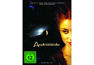 ANDROMEDA 3.1.SEASON (GENE RODDENBERRY) - (DVD)