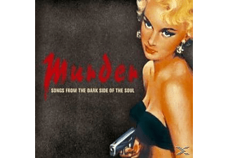 VARIOUS - Murder-Songs From The Dark Side Of The Soul [CD]