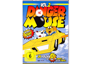 Danger Mouse - Volume 2 - (DVD)