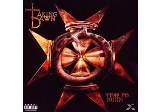 Taking Dawn - Time To Burn [CD]