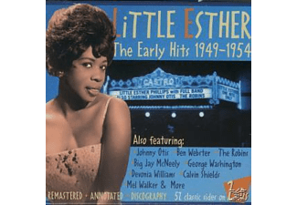 Little Esther - The Early Hits 1949-1954 - (CD)