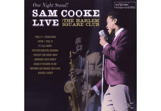 Sam Sam - One Night Stand - Sam Cooke Live At The Harlem Squ [CD]