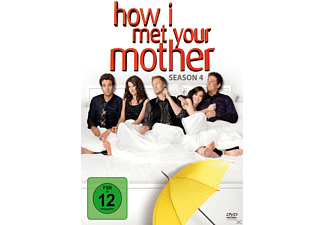 How I Met Your Mother - Staffel 4 [DVD]