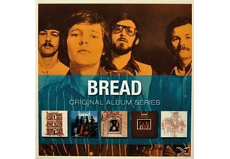 Bread - Original Album Series [CD]