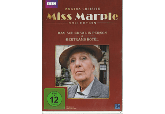 Miss Marple – Das Schicksal in Person + Bertrams Hotel [DVD]