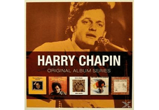 Harry Chapin - Original Album Series [CD]