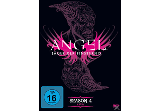 ANGEL - JÄGER DER FINSTERNIS - SEASON 4 [DVD]