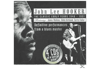 John Lee Hooker - The Classic Early Years 1948-51 - (CD)