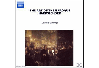 Laurence Cummings - Die Kunst Des Barockcembalo - (CD)