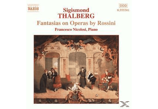 Francesco Nicolosi - Fantasien Über Rossini-Opern - (CD)