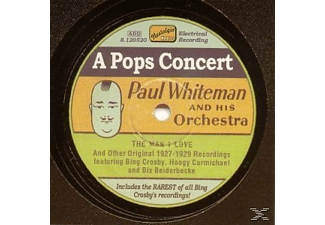 Paul Whiteman - Pops Concert - (CD)