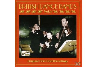 VARIOUS - British Dance Bands Vol.1 - (CD)