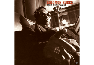 Solomon Burke - Don't Give Up On Me [CD]