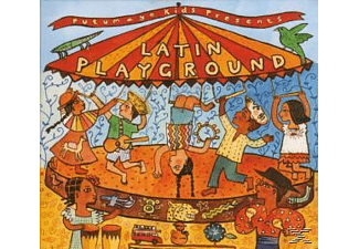 Putumayo Kids Presents/Various - Latin Playground - (CD)
