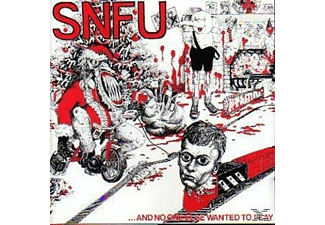 Snfu - And No One Else Wanted To Play - (Vinyl)
