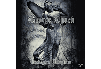 George Lynch - Orchestral Mayhem - (CD)