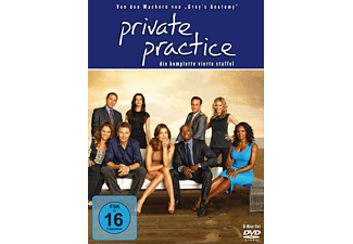 Private Practice - Staffel 4 - (DVD)