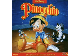 Walt Disney Pinocchio - (CD)