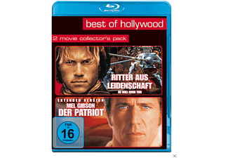 Best Of Hollywood: Ritter Aus Leidenschaft / Mel Gibson - Der Patriot [Blu-ray]