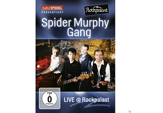 Spider Murphy Gang - Live At Rockpalast - (DVD)