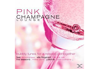 VARIOUS - Pink Champagne Lounge - (CD)