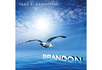 Brandon - Tárd Ki Szárnyaid (CD)