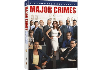 Major Crimes - Seizoen 1 | DVD