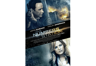 The Numbers Station DVD