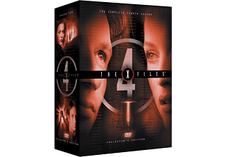 The X-Files Season 4 DVD