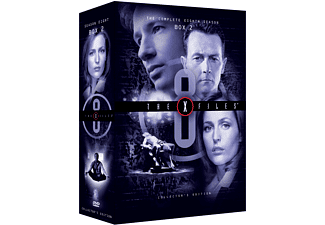 The X-Files Season 8 DVD