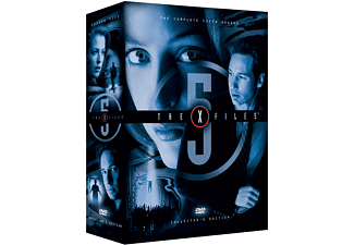 The X-Files Season 5 DVD