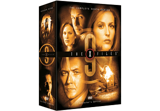 The X-Files Season 9 DVD