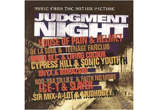 VARIOUS - Judgment Night - (Vinyl)