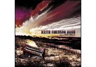 Keith Emerson - Keith Emerson Band - (CD)