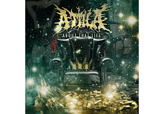 Attila - About That Life [CD]
