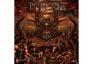 Pyrexia - Feast Of Iniquity [CD]