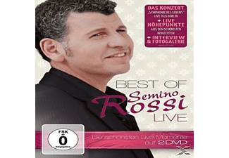 Semino Rossi - Best Of - Live [DVD + Video Album]