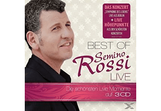 Semino Rossi - Best Of - Live [CD]