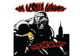 Gorilla Gunmen - Feed The Monkey - (CD)