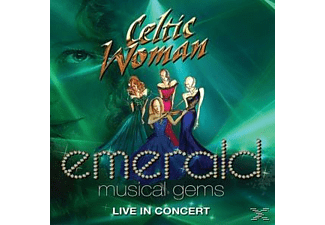 Celtic Woman - Emerald: Musical Gems-Live In Concert [DVD + Video Album]