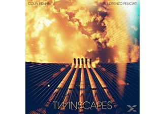 Edwin,Colin And Feliciati,Lorenzo - Twinscapes - (Vinyl)