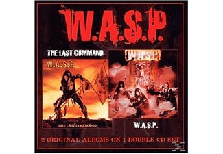 W.A.S.P. - W.A.S.P./The Last Command - (CD)